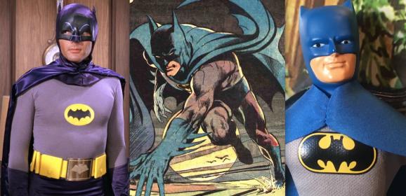 How ADAM WEST, NEAL ADAMS and MEGO Made Me a Lifelong BATMAN Fan