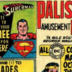 DC COMICS and Carefree Summers at PALISADES PARK