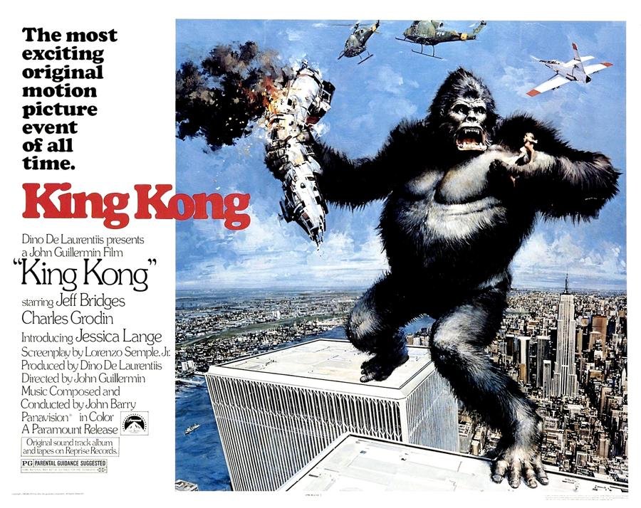 King Kong sarja kuva porno
