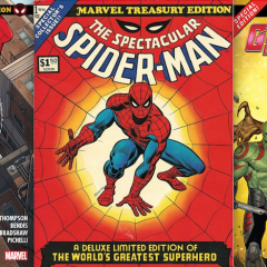 What's Right — and Wrong — With MARVEL'S New Treasury Editions