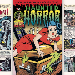 EXCLUSIVE Preview: HAUNTED HORROR #27