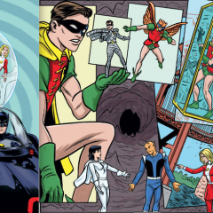 Holy Easter Eggs! 13 Sneaky References in the BATMAN '66/LEGION Preview