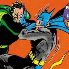 BATMAN: THE LAZARUS AFFAIR to Get Collected — At Last