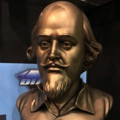 Yes, the BATMAN '66 SHAKESPEARE Bust is Still Coming