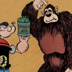 EXCLUSIVE Preview: POPEYE CLASSIC COMICS #58