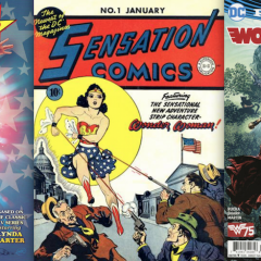 13 TOP CREATORS: How WONDER WOMAN Changed My Life