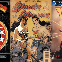 13 COVERS: WONDER WOMAN in the Modern Age