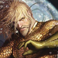 REVIEW: An AQUAMAN Foe Who Wants to Make Atlantis Great Again