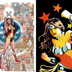 Celebrate WONDER WOMAN DAY With Jimenez, Chiang and Azzarello