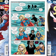 EXCLUSIVE Preview: SUPERGIRL #10