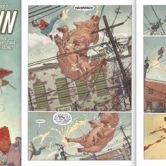 EXCLUSIVE Preview: SHAOLIN COWBOY: WHO'LL STOP THE REIGN? #3