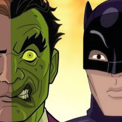 ADAM WEST and the Fate of BATMAN VS. TWO-FACE