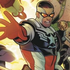 EXCLUSIVE Preview — CAPTAIN AMERICA: SAM WILSON #24