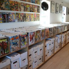 Touring America, One Comic Book Shop at a Time