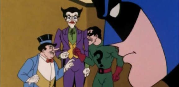 One of the Greatest BATMAN Cartoons is Hiding in Plain Sight