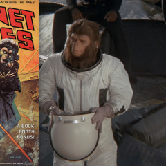 Escape to ESCAPE FROM THE PLANET OF THE APES