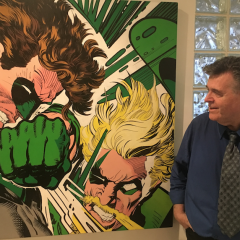 NEAL ADAMS Calls for a Comics Art District in NYC