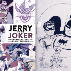 INSIDE LOOK: Jerry Robinson's JERRY AND THE JOKER