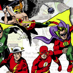 OUT OF DC's PAST: Infantino, Schwartz, Kubert in Rare Interviews