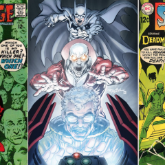 Introducing … NEAL ADAMS' DEADMAN TALES
