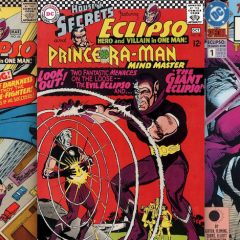 13 COVERS: It's ECLIPSO!