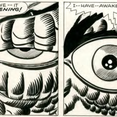 FIN FANG WOW! Meet the Man Who Bought a JACK KIRBY Original — for $50