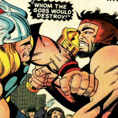 KELLEY JONES: The Awesome Power of JACK KIRBY and the Gods
