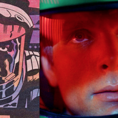The Powerful, Clashing Visions of KUBRICK's and KIRBY's 2001