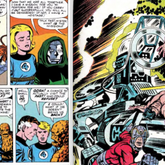 KIRBY 100: SINNOTT & ROYER — The Hands of the King