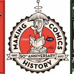 My 13 Favorite FANTAGRAPHICS Books, by CRAIG YOE