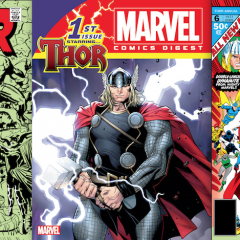 EXCLUSIVE Preview — MARVEL COMICS DIGEST #3: THOR
