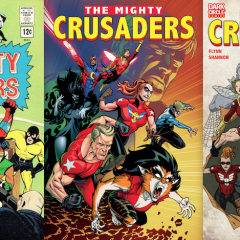 13 THINGS You Need to Know About THE MIGHTY CRUSADERS