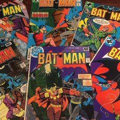 How Six LEN WEIN Batman Comics Changed My Life