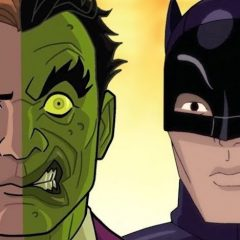 SHATNER & WARD to Headline BATMAN VS. TWO-FACE World Premiere