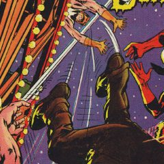 NEAL ADAMS' DEADMAN TALES: Taking the Plunge