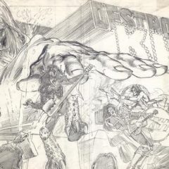 NEAL ADAMS Reveals the Story Behind His Lost KISS Art