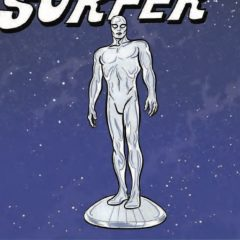 SNEAK PEEK: SILVER SURFER #14