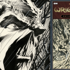 EXCLUSIVE: 13 GREAT PAGES From the BERNIE WRIGHTSON Artifact Edition