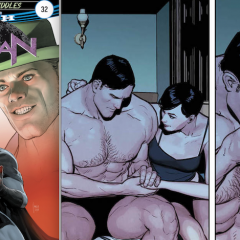 Batman Proposes Marriage and Catwoman Says … (SPOILER ALERT)