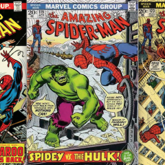 13 SPIDER-MAN Covers to Make You Feel Good