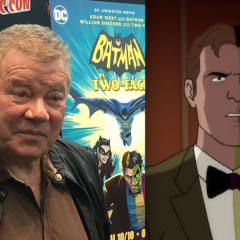 SHATNER on BATMAN VS. TWO FACE: The Complete Audio