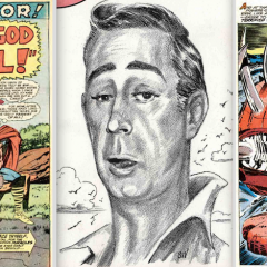 GIL KANE on the 'Incredible Vitality' of JACK KIRBY