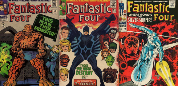 13 FANTASTIC COVERS: A JOE SINNOTT Birthday Celebration