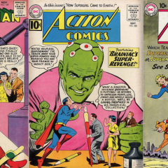13 SUPER COVERS: A Jerry Siegel Birthday Celebration