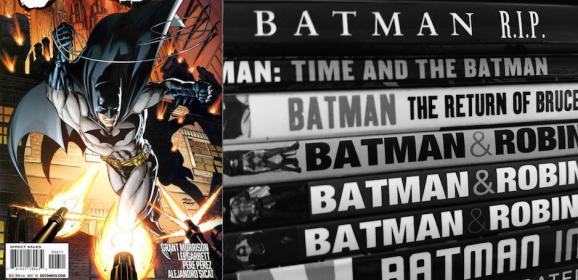 A GRANT MORRISON Theory: How DARKSEID Created BATMAN (Sort Of)