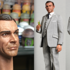 EXCLUSIVE INSIDE LOOK: The BIG Chief Studios JAMES BOND Figures