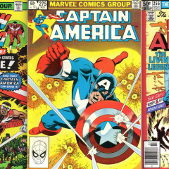 13 COVERS: CAPTAIN AMERICA Being a Straight-Up Hero