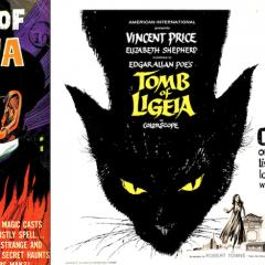 REEL RETRO CINEMA: Vincent Price's Oddly Lifeless TOMB OF LIGEIA