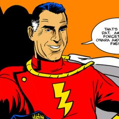 The ORIGINAL CAPTAIN MARVEL Returns in BATMAN '66 Prequel Comic