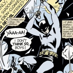 EXCLUSIVE INSIDE LOOK — BATMAN: CREATURE OF THE NIGHT